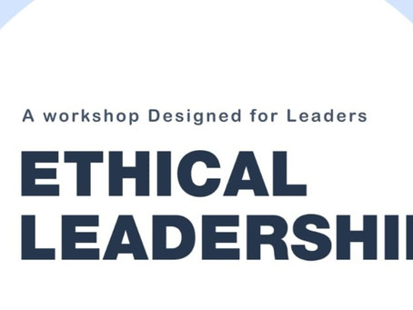 Ethical Leadership in times of crisis