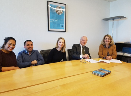 The Geneva Centre for Human Rights Advancement and Global Dialogue signs MoU with the Geneva Academy