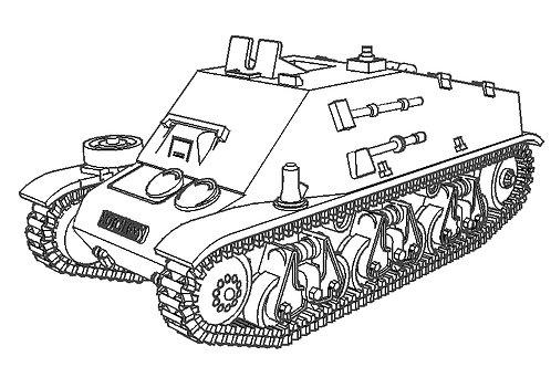 Artillery Observation Tank 38H