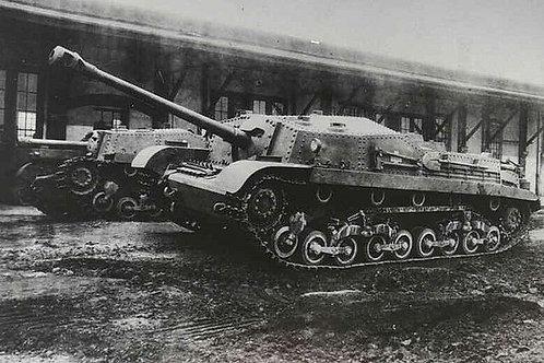 Zrínyi I (Prototype Tank)