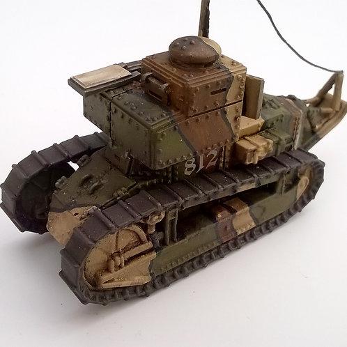 FT 17 TSF Command Tank