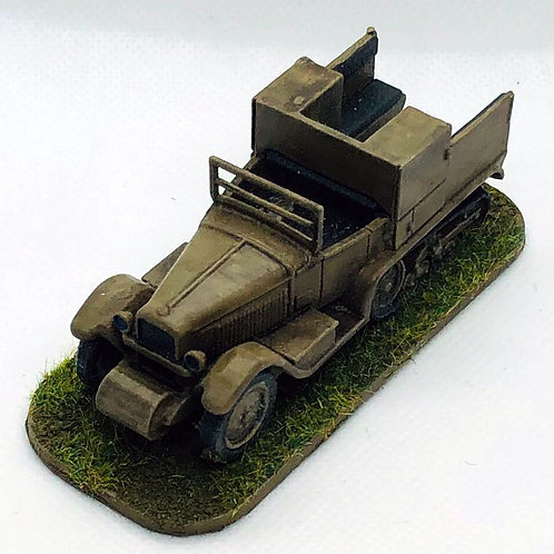 20mm Citroen Kegresse P19 VDP Troop Transport