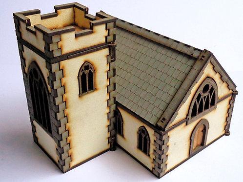 Rendered Church