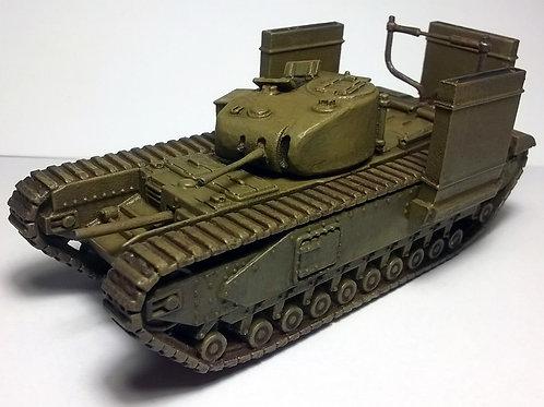 Churchill Mk I/II (deep wading)