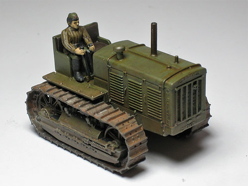Stalinets S-65 Tractor
