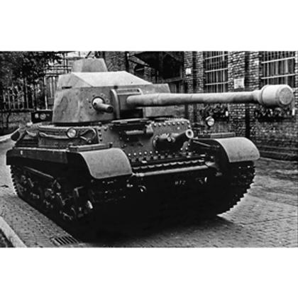 Turán III (Prototype Tank)