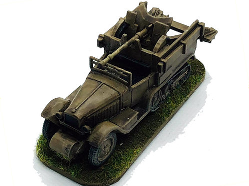 Citroen Kegresse P19 25mm Portee