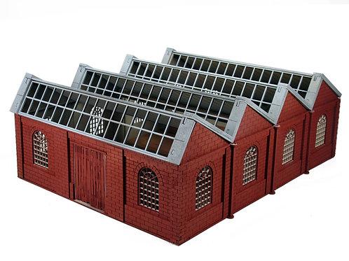 Large Brick Factory