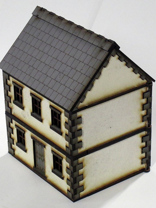 Rendered House