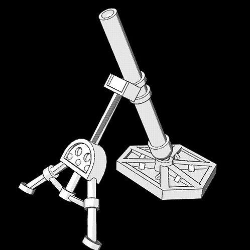4.2 inch Heavy Mortar