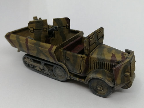 leSPW U304(f) FlaK 38 (Part Armoured)
