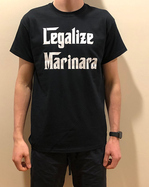 HMK Legalize Marinara Shirt