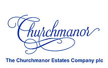 Churchmanor Logo -blue with Blue Text.jp