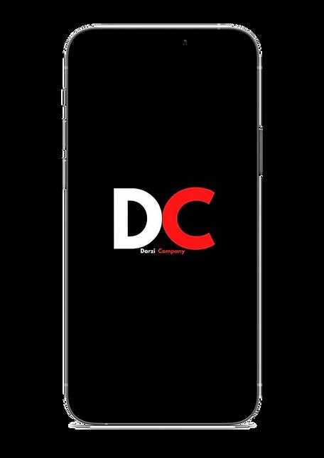 Mobile Mock-up  Darzi Company