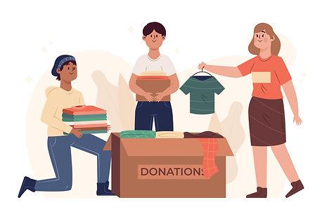 Donate Clothes Darzi Company