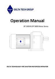 DT 3000 Operation Manual Cover Page.PNG