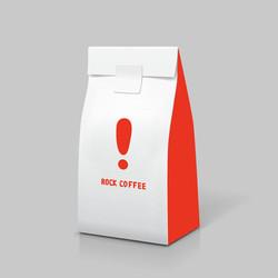 003-白色咖啡紙袋-2