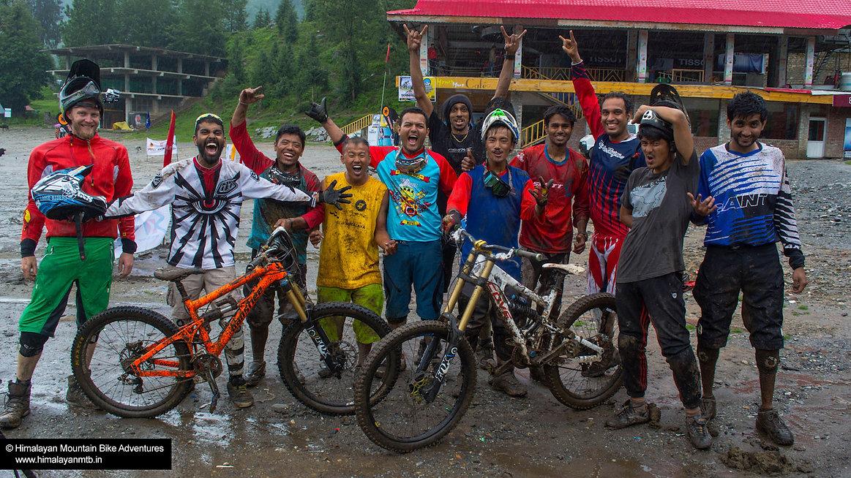 Himalayan Mountain Bike Festival - mount