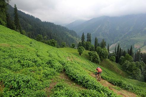 Mountain Bike Trips - India - Himalayan
