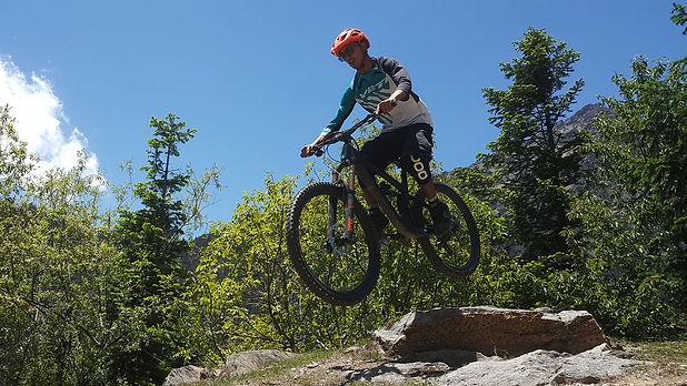 mountain bike camp - Himalayan Mountain