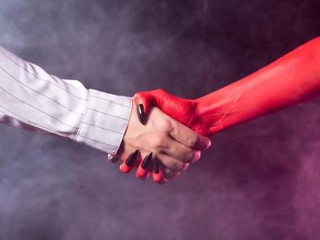 Conseil à la jeunesse: Refuser de signer un pacte maléfique ?