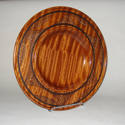 """Free Will"" African Sapele"
