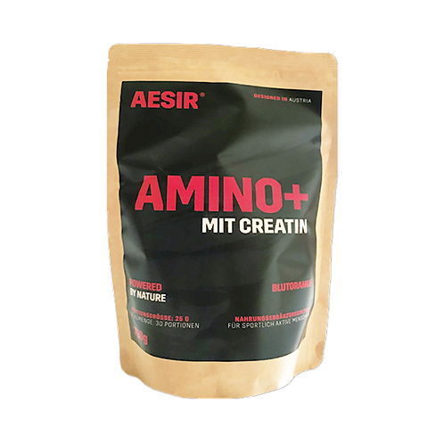 Amino+ Mit Creatin Pulver
