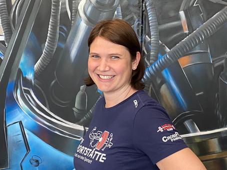 "Neuzugang im Team ""Die Sportstätte"" - Lisa Schmid"