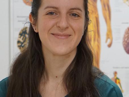 Neuzugang I: Katharina Salzl, MSc, Physiotherapeutin