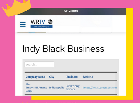 TEDDC is now listed on the WRTV Indy Black Business Directory!!!