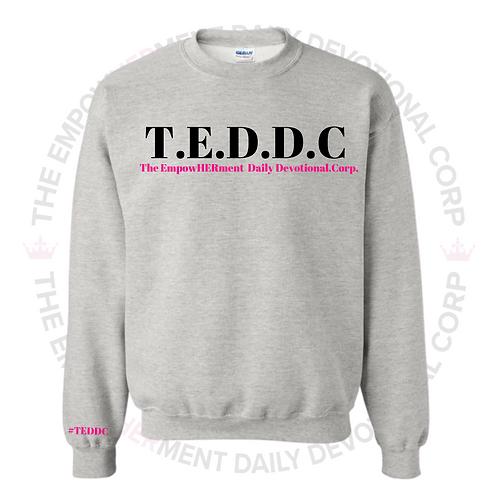T.E.D.D.C Sweater (Gray)