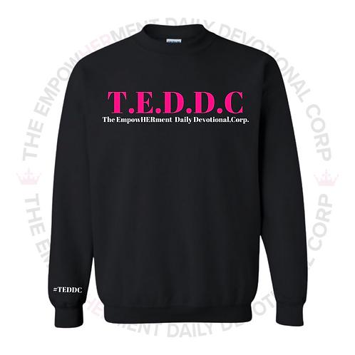 T.E.D.D.C Sweater (Black)