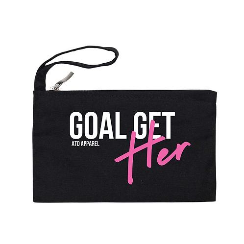 Goal GetHER Wristlets