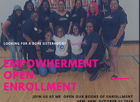 Last open enrollment of 2019!