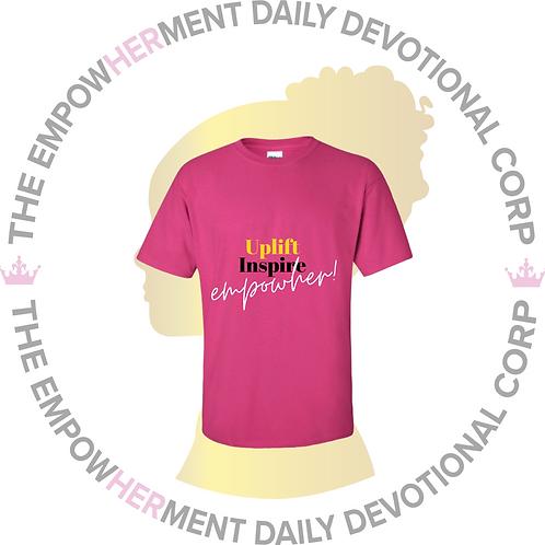 TEDDC Membership Shirt (Pink)