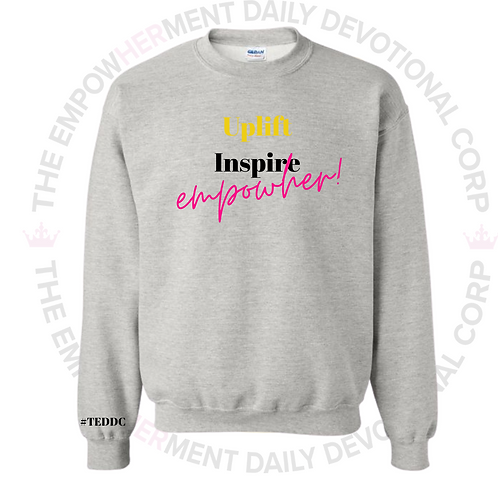 TEDDC Membership Sweater (Gray)