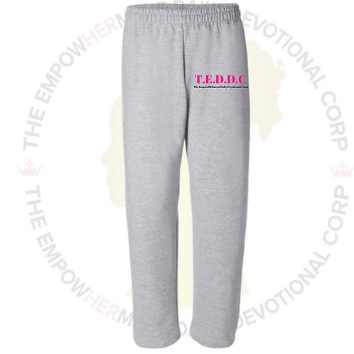 T.E.D.D.C Gray Sweatpants