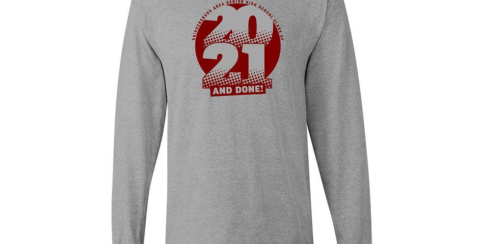 SASHS Senior Long Sleeve T-Shirts