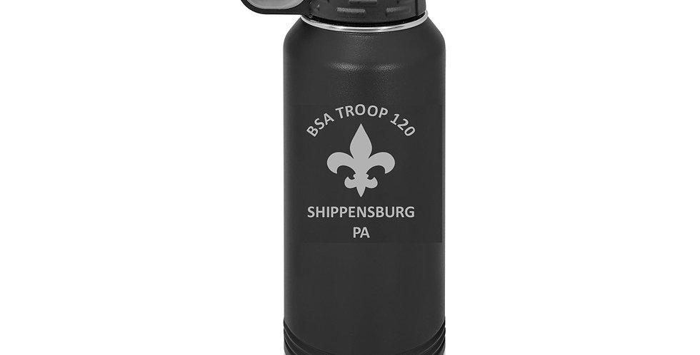 Troop 120 32 oz. Water Bottle
