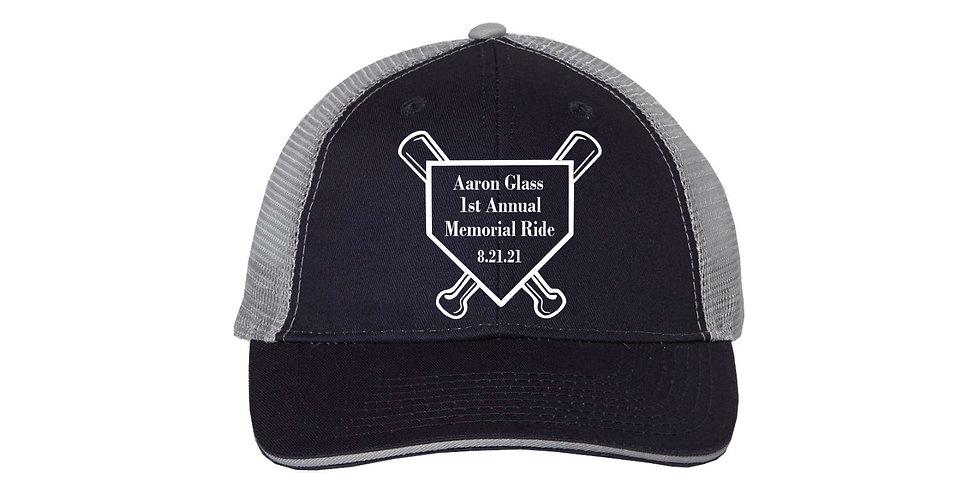 Aaron Glass Memorial Hat