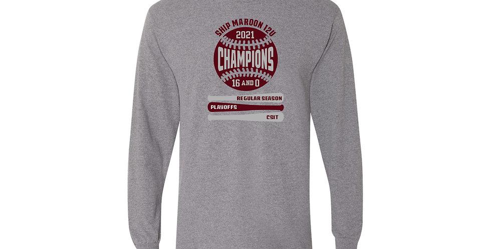 12U Champ Long Sleeve T-Shirt