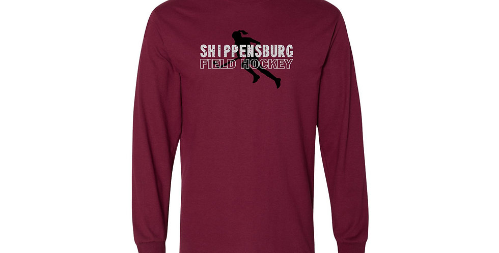 Ship Field Hockey Long Sleeve T-Shirt