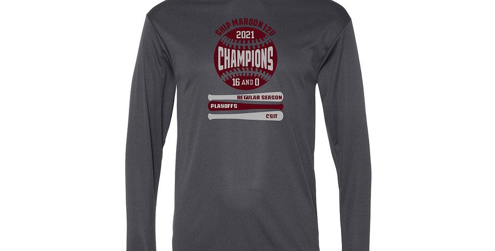 12U Champ Performance Long Sleeve T-Shirt
