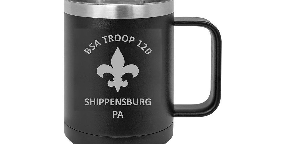 Troop 120 15 oz. Coffee Mug