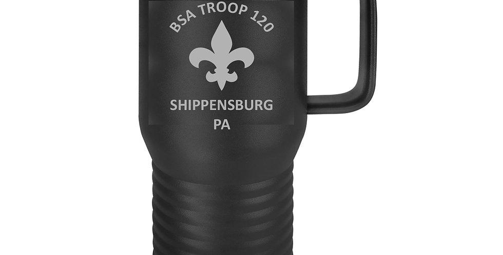 Troop 120 20 oz. Coffee Mug