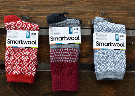 Smartwool socks, socks, wool socks, merino wool