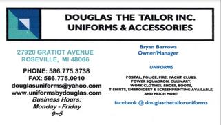 Douglas the Tailor