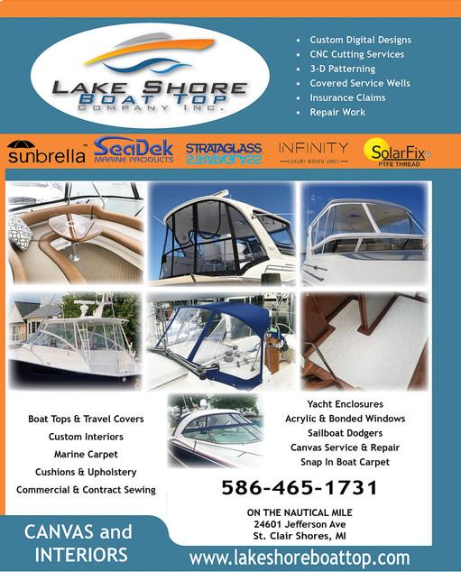 Lake Shore Boat Top Company