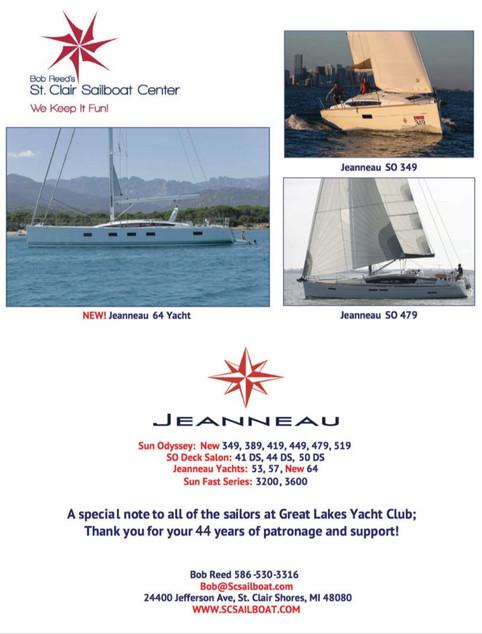 St Clair Sailboat Center
