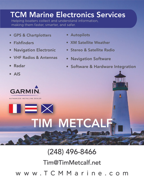 TCM Marine Electronics Services